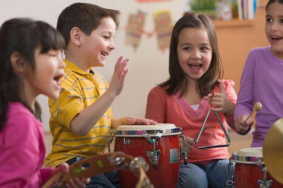 Luca Zugna Music Community Builder - Musica per bambini