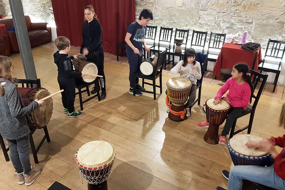 Corso di musica per bambini e ragazzi - Drum & Fun dai 10 ai 13 anni